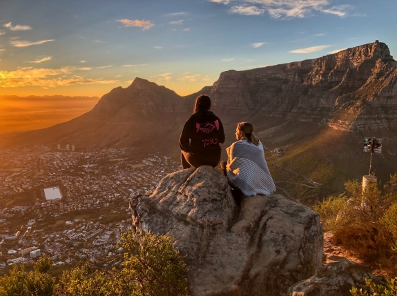 A Tale of Two Peaks – Hiking Lion's Head and Table Mountain