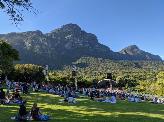 Kirstenbosch Summer Concert
