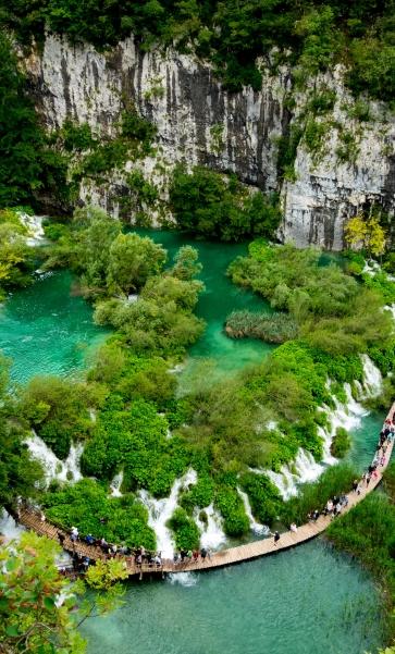 Day trip to Plitvice Lakes