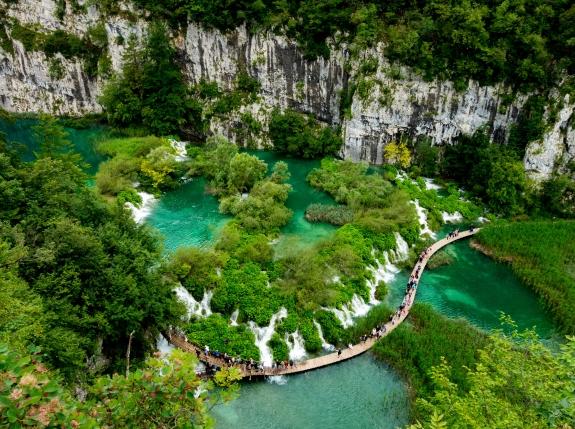Plitvice Lakes (ADD ON)