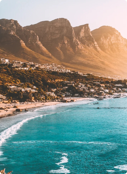 Be Thankful in <br />Cape Town