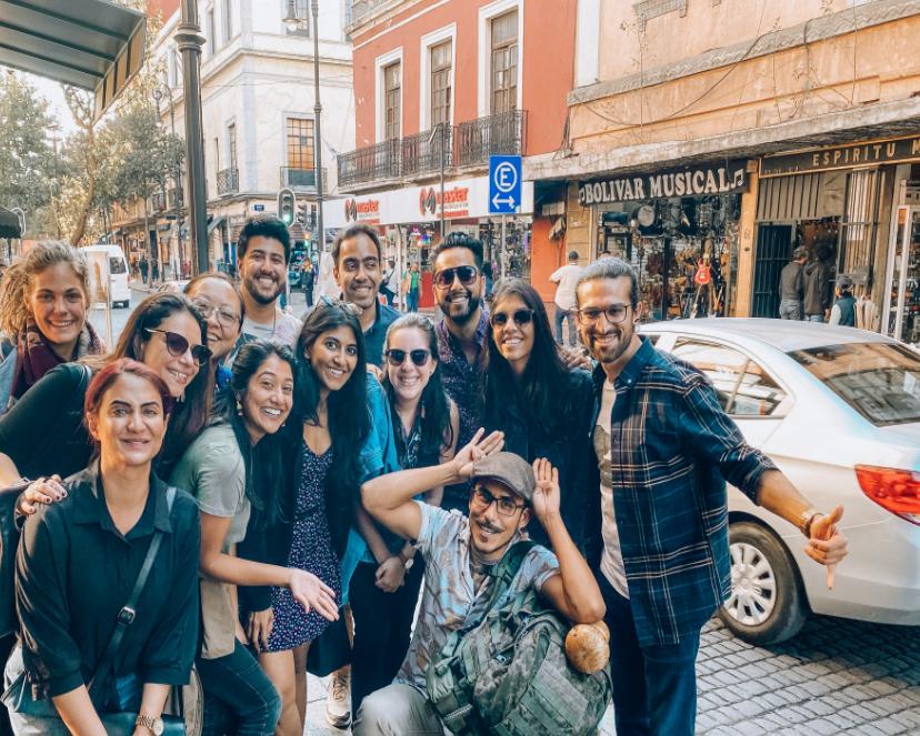 group mexico city taco